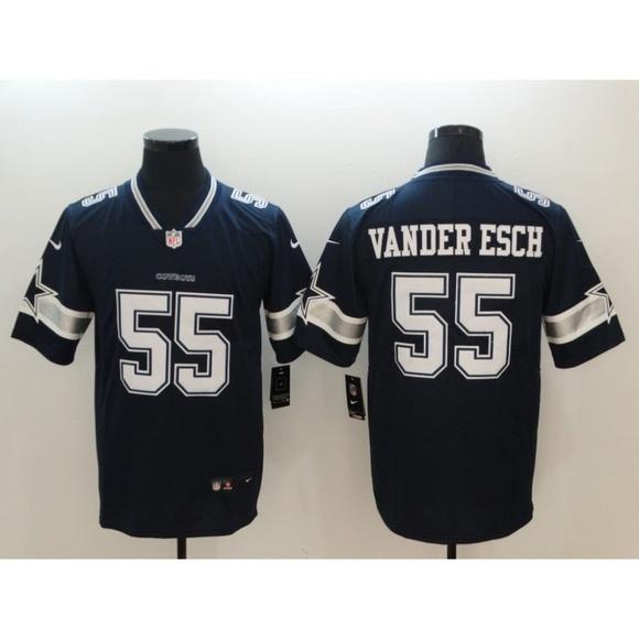 online store 8f1d4 7fa23 Dallas Cowboys Leighton Vander Esch Jersey